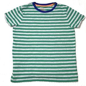 Boden Striped Ringer Tee